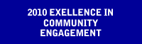 2010 Excellence In Community Engagement